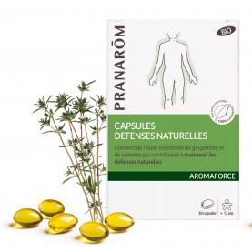Natural defenses capsules | Inula