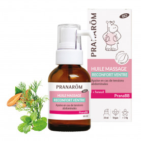 Massage oil - Tummy comfort   Inula