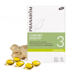 3 - Digestive comfort | Inula