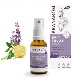 Repulsive spray - keeps lice away | Inula