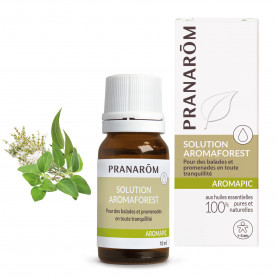 Aromaforest solution   Inula