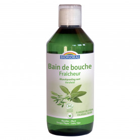 Fresh Mouthwash with Colloidal Silver   Inula