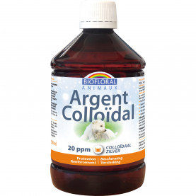 Colloidal Silver ANIMALS 20 PPM natural | Inula