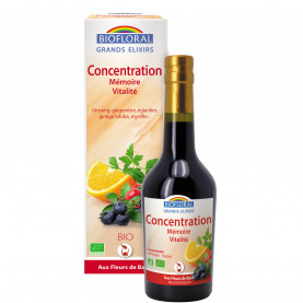Elixir Concentration, Memory, Vitality (Autumn)   Inula