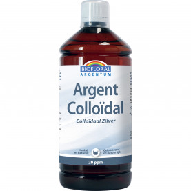 Colloidal Silver 20 ppm, natural   Inula