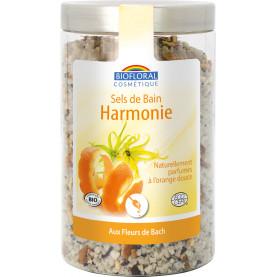 Bath Salts Harmony, COSMEBIO** - pot 320 g | Inula