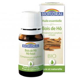 EO Ho Wood (Cinnamomum camphora CT linalol) ORGANIC - 10 mL | Inula