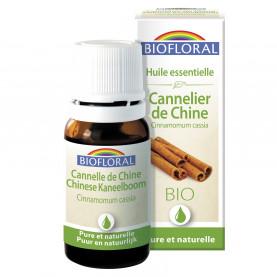 EO Chinese cinnamon (Cinnamomum cassia) ORGANIC - 10 mL | Inula