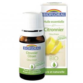 EO Lemon (Citrus limon) ORGANIC DEMETER - 10 mL | Inula