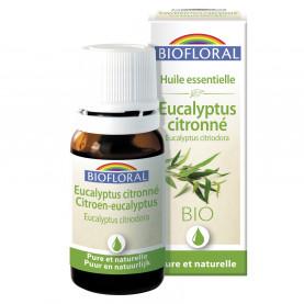 EO Lemon eucalyptus (Eucalyptus citriodora) ORGANIC - 10 mL | Inula