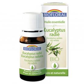 EO Eucalyptus radiata (Eucalyptus radiatassp radiata) ORGANIC - 10 mL | Inula