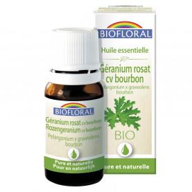 EO Bourbon geranium (Pelargonium x graveolens bourbon) ORGANIC- 10 mL | Inula