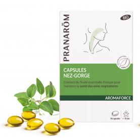 Nose-throat capsules | Inula