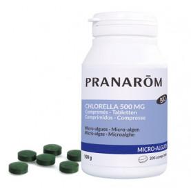 Chlorella 500 mg | Inula