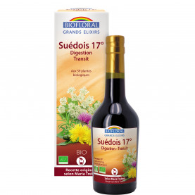 Swedish 17° Elixir   Inula