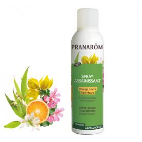 Atmosphere purifying spray - Sweet orange / Ravintsara (+ Eucalyptus) | Inula